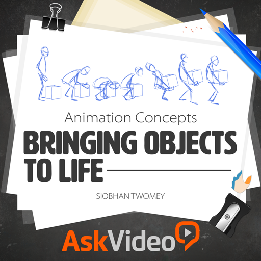 Animation Concepts 101 - Bringing Objects to Life