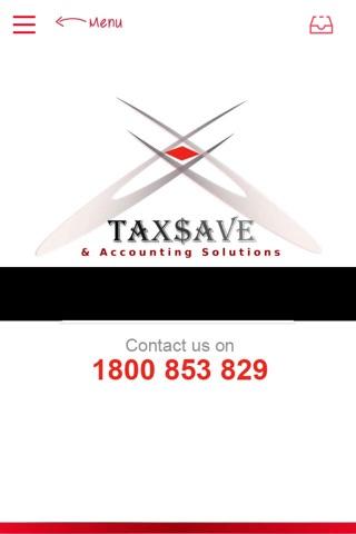 Tax Save screenshot 1