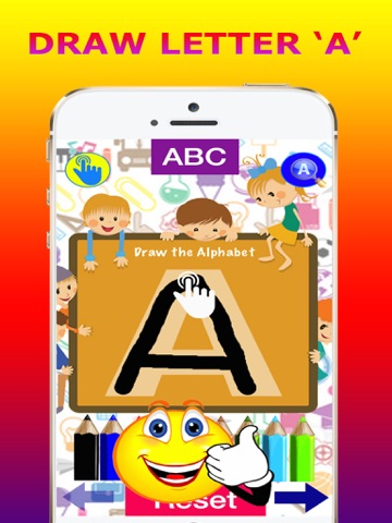 Screenshot #4 pour ABC for Kids - Tracing Alphabets
