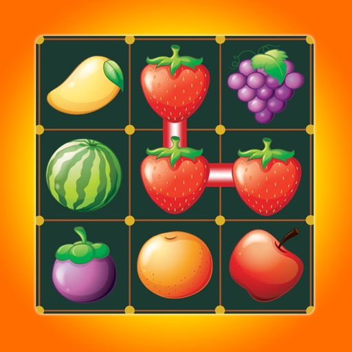 Fruits Connect HD iOS App
