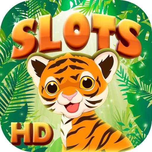Ace Classic Vegas Baby Tiger Slots - Lucky Safari Gambling Casino Slot Machine Games HD iOS App