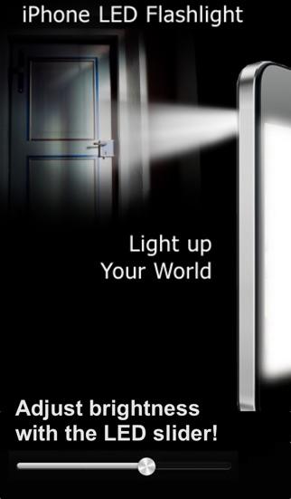Brightest Flashlight Pro Screenshot 1