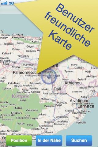 Cyprus No1. Offline Map screenshot 3