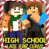 High School : Late for First Class Mini Game