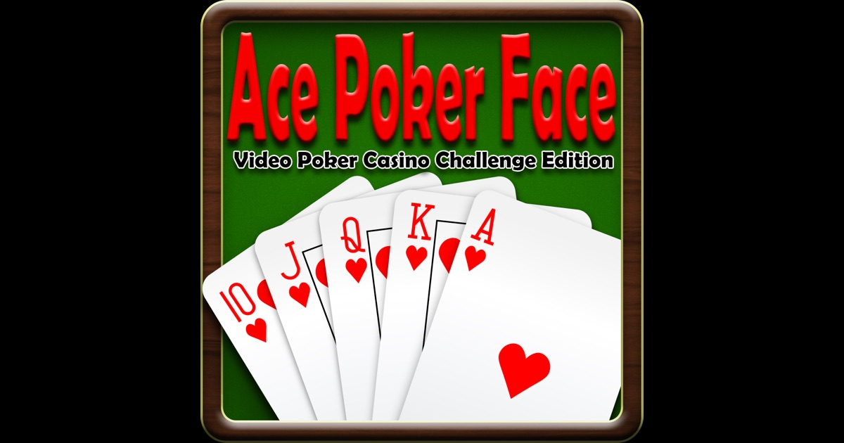 face the ace poker play