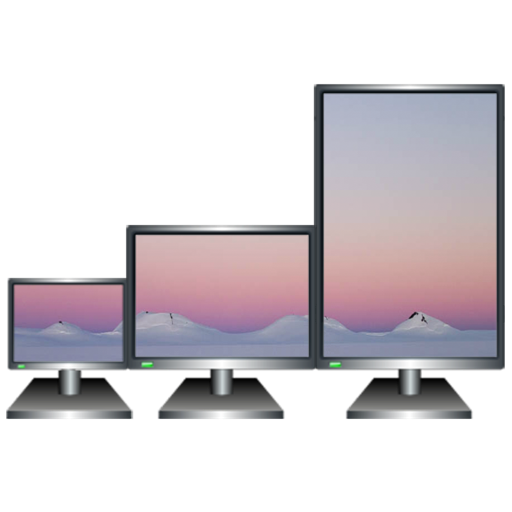 Multi Monitor Wallpaper By Hobbyist Software Limited
