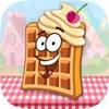 Waffle Maker - Dessert Cook CROWN