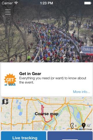 Get In Gear - 2015 screenshot 1