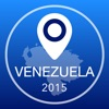 Venezuela Offline Map + City Guide Navigator, Attractions and Transports