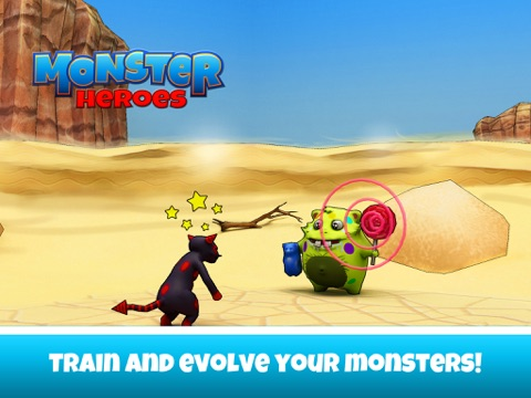Monster Heroes-ipad-4