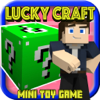 Lucky Craft ( Build Battle Edition )- BLOCK MINI GAME Survival Hunter with Multiplayer