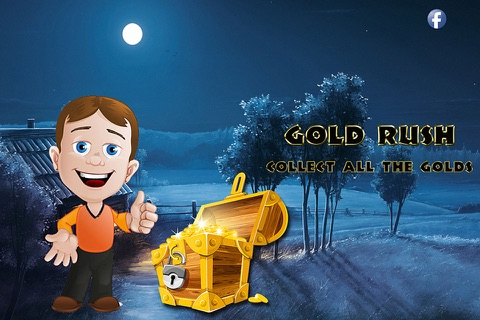 Gold Rush - Collect all the gold! screenshot 3
