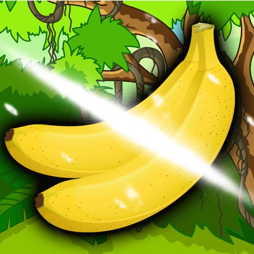 Jungle Fruit Smasher - Smash Banana, Melone, Orange and more for FREE iOS App