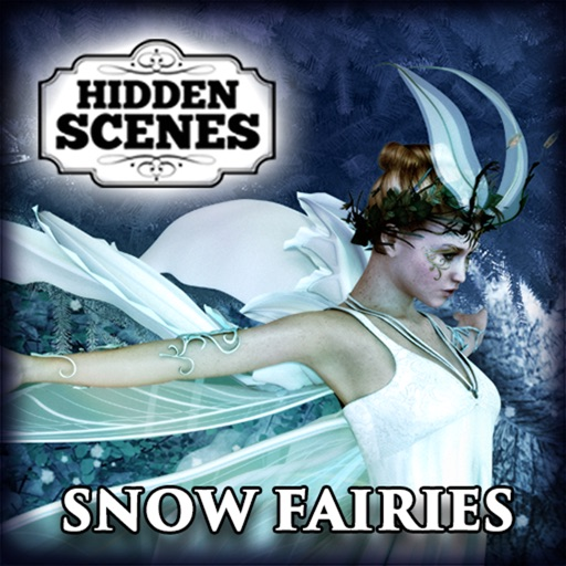 Hidden Scenes - Snow Fairies iOS App