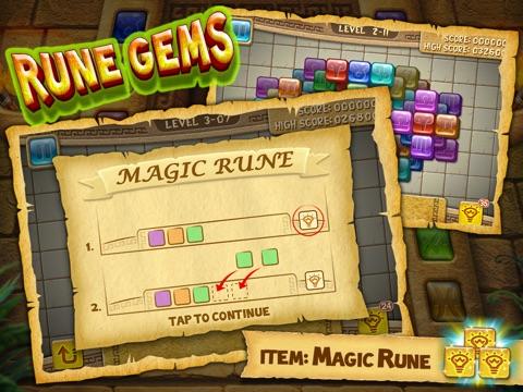 Rune Gems Скриншоты8