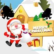 ABC Memoryspel Voor Kinderen - Leren Met Kerstmis en Kerstman