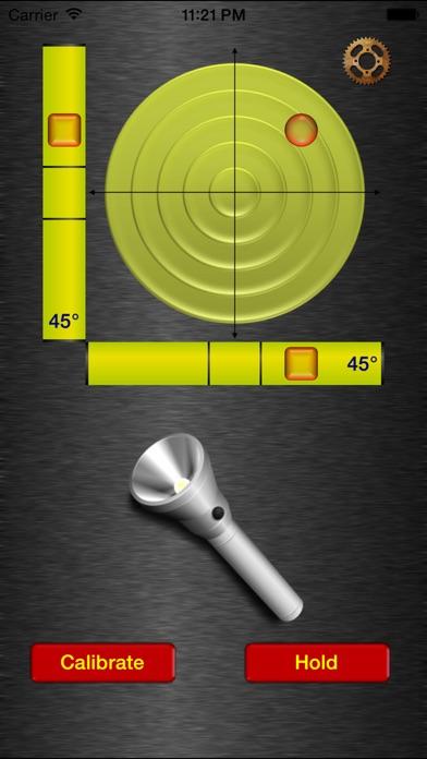 download Spirit Level + Flashlight apps 1