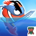 Bang Bang Fish - A Ninja Fish In the Sky icon
