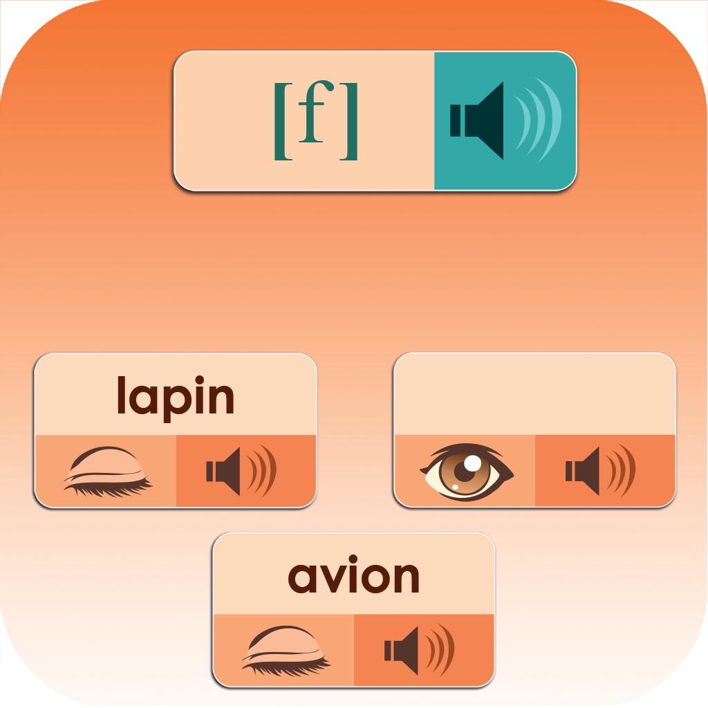 Orthophonie - Reconnaissance des sons