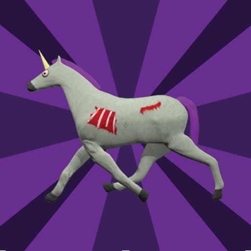 Unicorn Apocalypse Stampede: Re-Animated iOS App