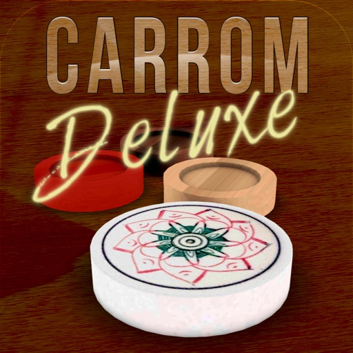 Carrom Deluxe iOS App