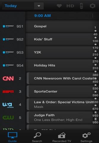 Buckeye Media Gateway screenshot 1