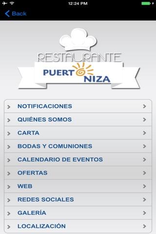 Restaurante Puerto Niza screenshot 4