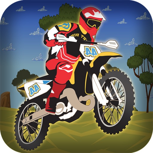 Off-Road Bike Racing Stunt: A Fun Dirt Motorocross Simulator iOS App