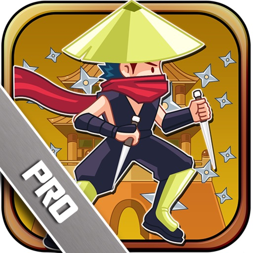 Avoid The Stars Pro - Ninja Warrior Trials iOS App