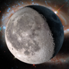 Lunar Phases calendar for the moon
