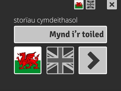 Screenshot #4 pour Mynd i'r Toiled / Using the Toilet