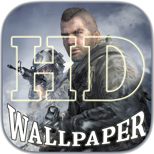 HD Free Wallpaper For Call of duty with Photo Editor:Unofficial version