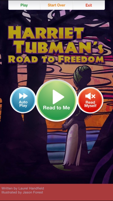 Harriet Tubman's Road to Freedom screenshot one