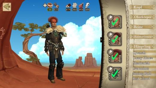 Be Red Cloud-Warriors & Tribes Screenshot