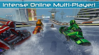 Riptide GP2 Screenshot 2