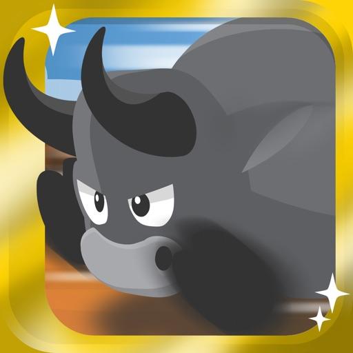 狂奔的野牛:Buffalooh