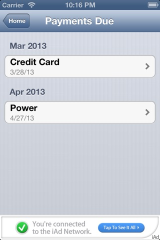 Pay It! screenshot 3