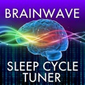 Brain Wave Sleep Cycle Tuner ™ - 3 Advanced Binaural Brainwave Entrainment Programs icon