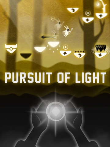 Pursuit of Light на iPad