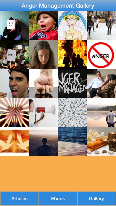 Anger Management - The Guide To Manage & Control Your Anger! screenshot two