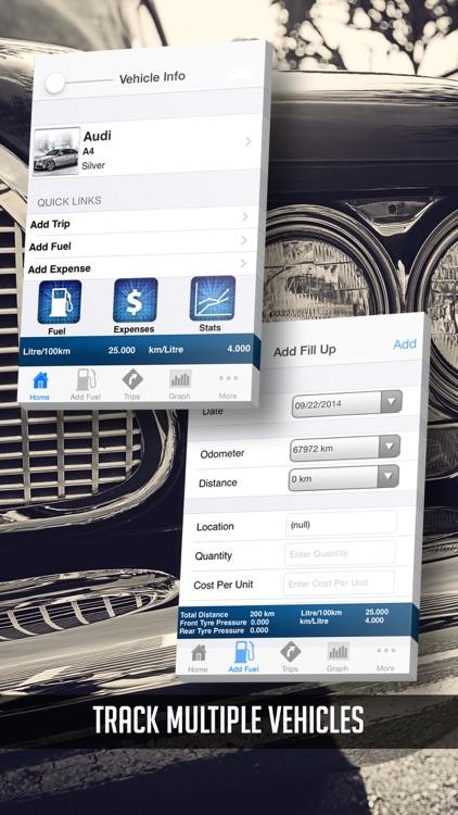 gas mileage calculator app