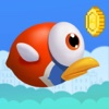 Brave Super Flyer - The Adventure of a tiny flappy flyer free baby game