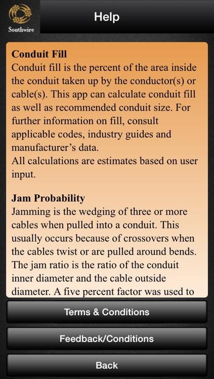 Southwire Conduit Fill Calculator By Southwire Company