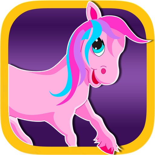 A Little Pony Jump FREE - Flying Magic Horse iOS App
