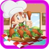 Buffalo Wings Maker – Make carnival food in this cooking dash game for little chef