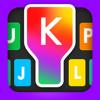 ColorKey - Teclado a color con nuevas texturas customizables y nuevos temas.