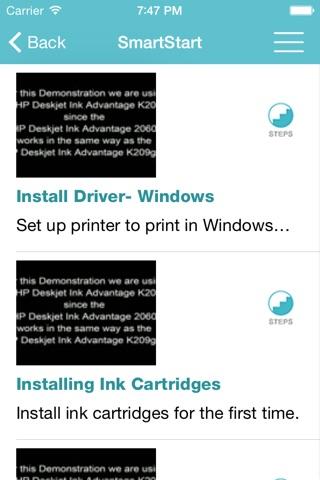 Showhow2 for  HP DeskJet 2060 screenshot 2