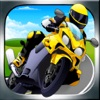 Sports Bike Police Car Chase - A Top Speed Motorcycle Racing Game For Kids