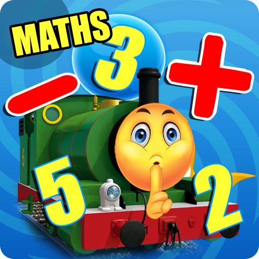 Maths Kids for Train&Thomas edition iOS App