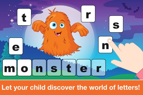 Halloween Learning Games for Preschool and Kindergarten Kids by Abby Monkey® screenshot 2